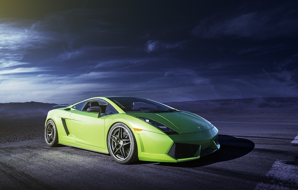 photo wallpaper green lamborghini gallardo lamborghini green gallardo - Lamborghini Gallardo Wallpaper Blue