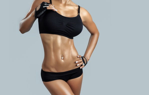 Wallpaper Exercise Training Toned Body Diet Healthy Lifestyle