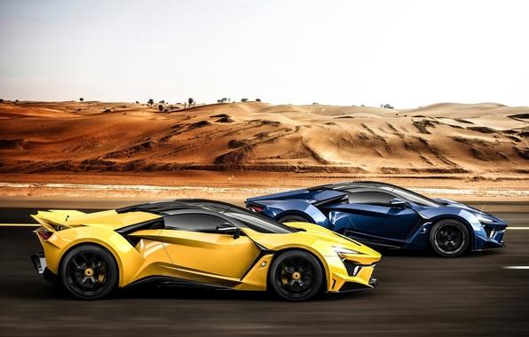 Picture supercar, race, SuperSport, W-Motors, Fenyr