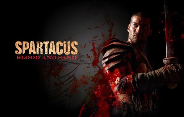 Wallpaper warrior spartacus spartacus sand and blood gladiator photo wallpaper warrior spartacus spartacus sand and blood gladiator voltagebd Gallery