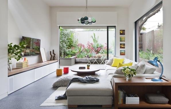 Picture flowers, design, furniture, interior
