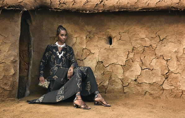 Picture Africa, Valentino, Spring, Summer, Campaign, 2016, Steve McCurry