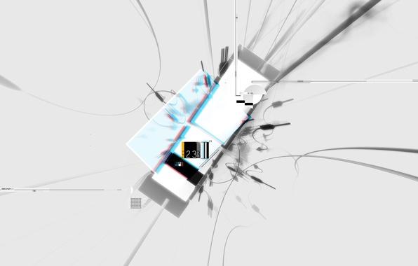 Picture minimal, trance, AMPLIFIER404, cinema 4d, window