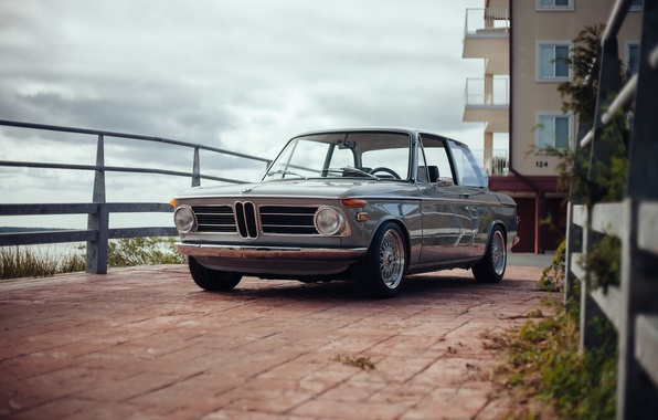 Picture machine, BMW, BMW, 1969, classic, 2002, car, E10