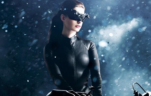 Picture glasses, The Dark Knight Rises, Anne Hathaway, The dark knight: the legend, Catwoman, Catwoman, Selina …