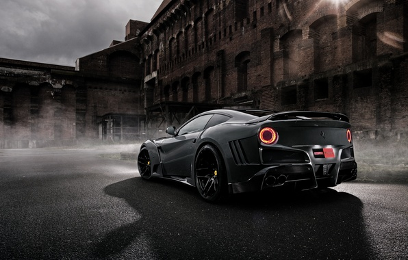Picture Ferrari, supercar, Ferrari, Novitec Rosso, F12berlinetta