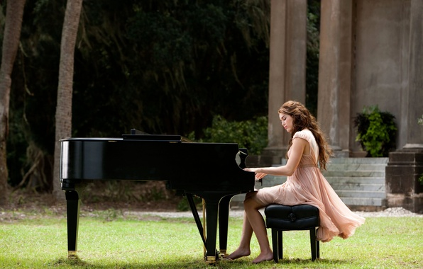 Picture piano, Miley Cyrus, Miley Cyrus, The Last Song