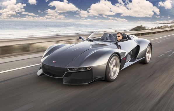 Picture supercar, Beast, 2015, Rezvani Motors