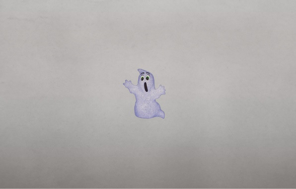 Picture minimalism, Ghost, ghost, Ghost