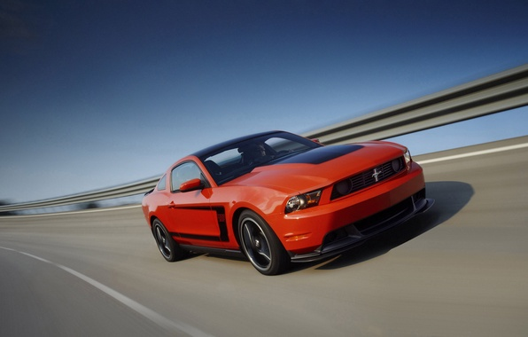 Picture Mustang, Ford, 2012, 302, Boss