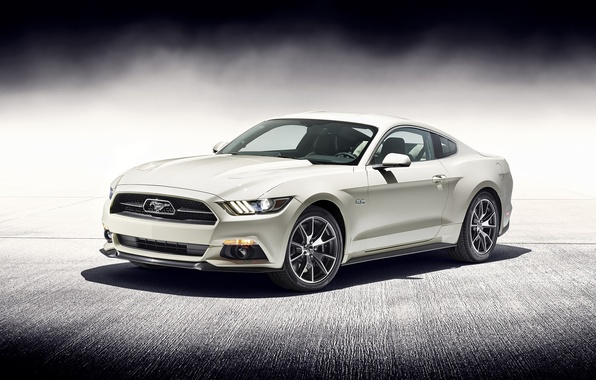 Picture Mustang, Ford, 2015, 50 Year Limited Edition