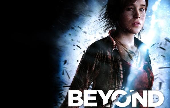 Picture Quantic Dream, Beyond: Two Souls, Ellen Page, Jodie Holmes
