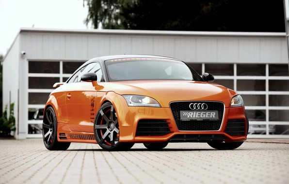 Picture Audi, Audi, coupe, 2011, Coupe, Rieger