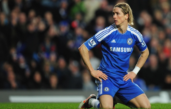 Picture football, Fernando Torres, Chelsea