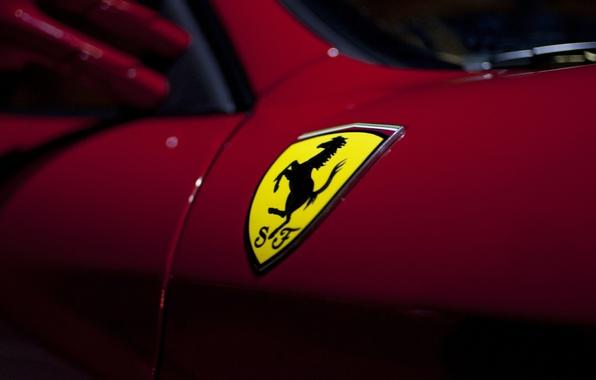 Picture logo, emblem, ferrari, coat of arms, cars, auto, photography, Logo, supercars, wallpapers auto, Supercar