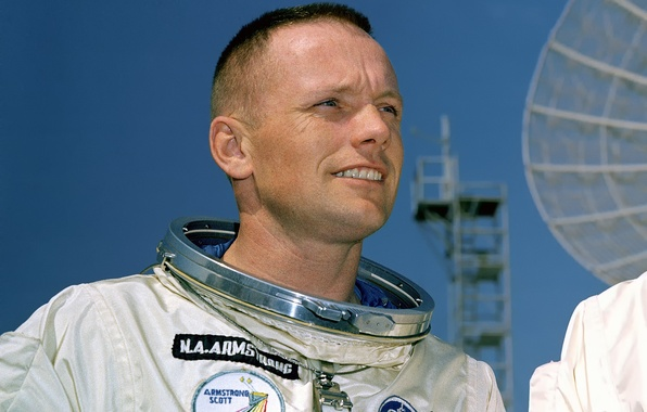 Picture space, people, The moon, legend, astronaut, Neil Armstrong, Neil Armstrong
