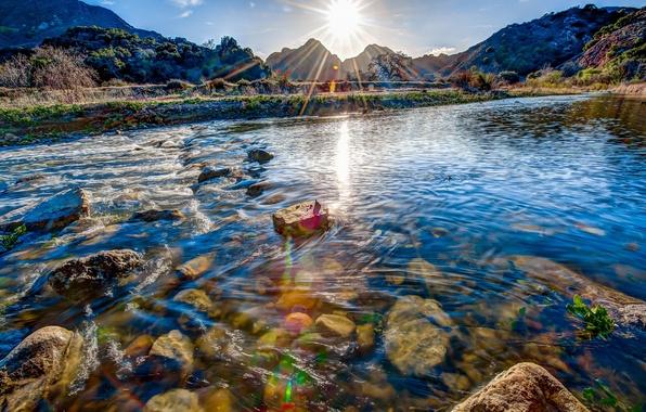 Picture HDR, Landscapes, Malibu