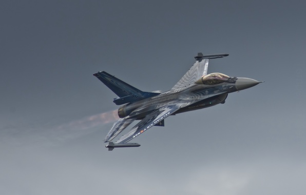 Picture fighter, Fighting, F-16, Falcon, Dynamics, General