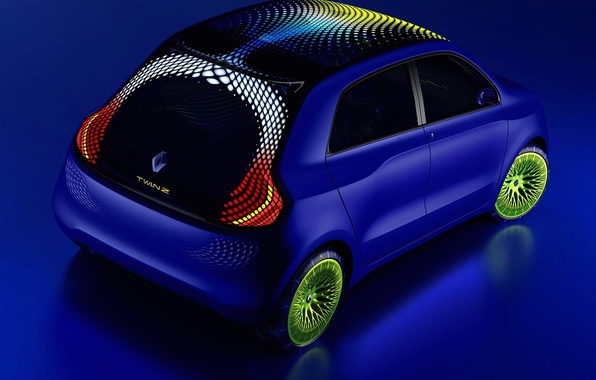 Picture concept, Renault, TwinZ