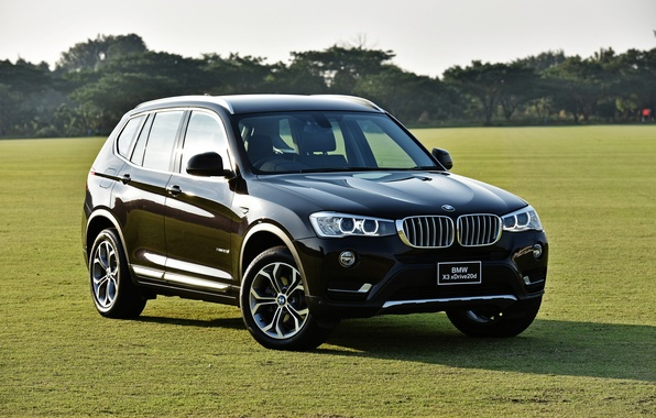 Photo wallpaper BMW, BMW, crossover, F25
