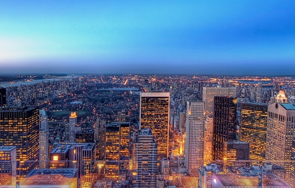 Picture the city, lights, New York, 149