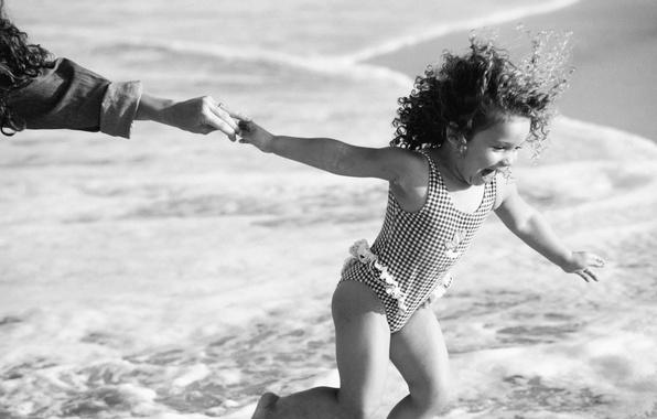 Picture water, joy, squirt, children, child