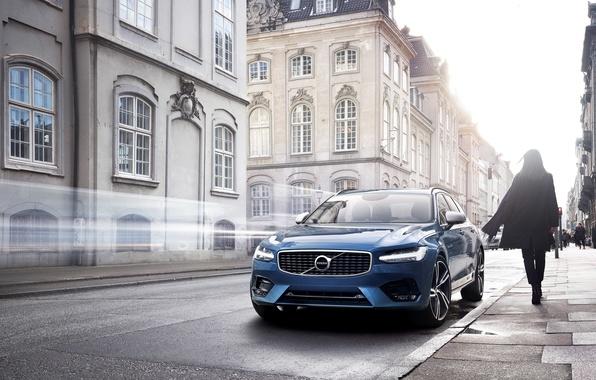 Picture Volvo, Volvo, S90