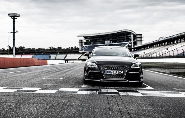 Picture Audi, Audi, coupe, black, Black, Coupe, 2015, HPerfomance
