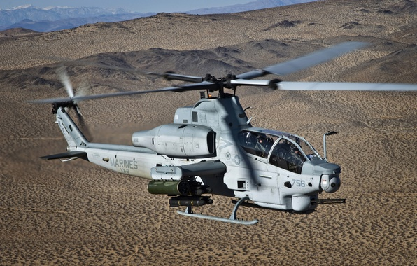 """Picture flight, helicopter, Viper, shock, Bell AH-1Z, """"Viper"""""""