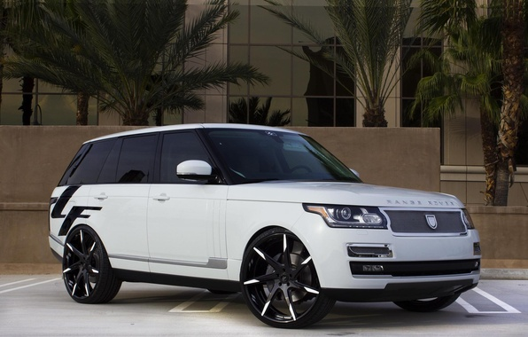 Picture tuning, Range Rover, British, HSE