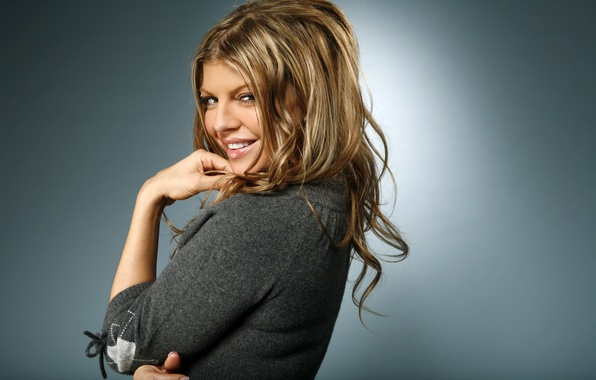 Picture beauty, Fergie, Black Eyed Peas, American singer