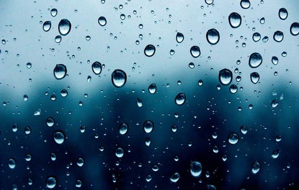 Picture glass, water, drops, macro, rain, mood, Windows, drop, texture, window, texture, rains, glass