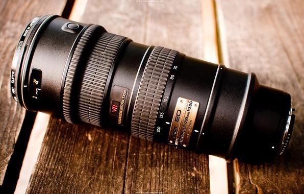 Picture photo, Nikon, lens