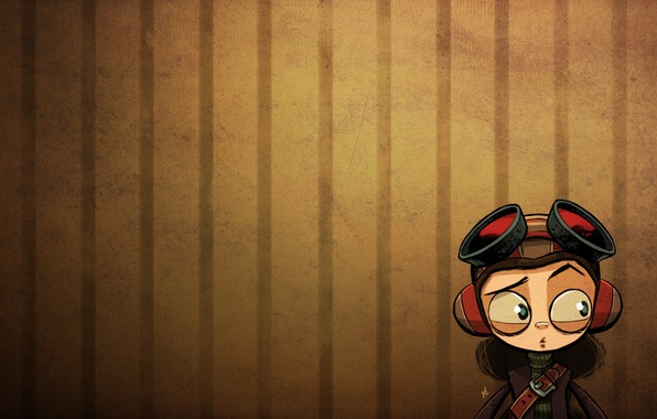 Picture background, wall, Wallpaper, figure, minimalism, art, picture, character, toon, image