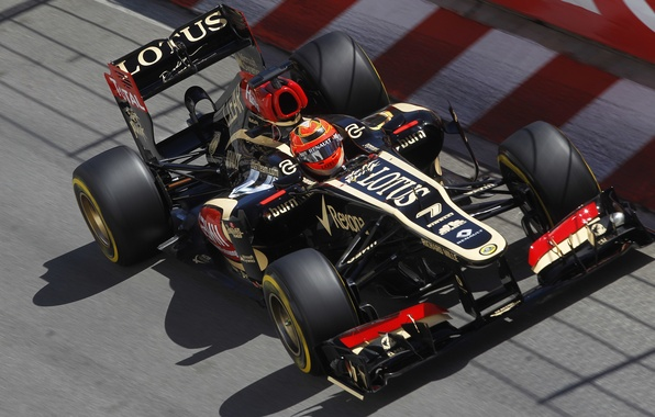 Picture formula 1, the car, formula 1, grand, lotus, monaco, race., thras, prix