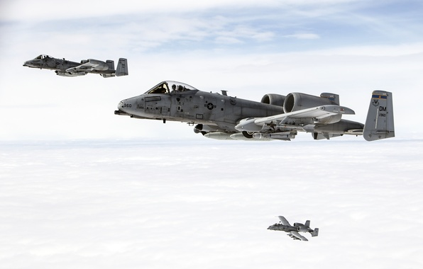 Picture the sky, flight, cabin, attack, Thunderbolt II, The thunderbolt II, A-10C