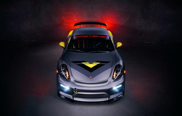 Picture car, Vorsteiner, tuning, cayman, Porsche GT4