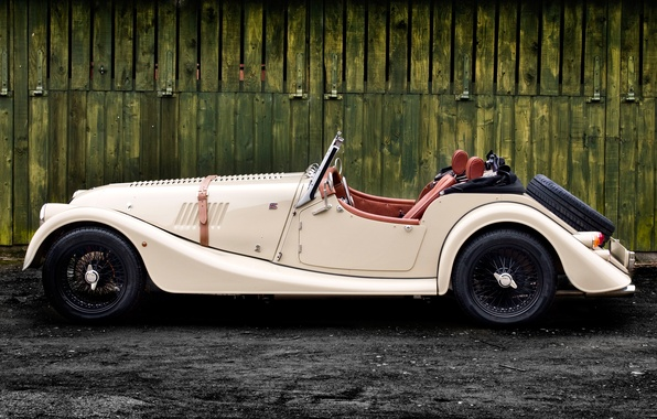Picture Roadster, Sport, Morgan