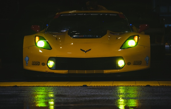 Picture Corvette, Chevrolet, supercar, C7.R