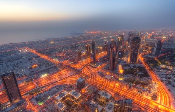 Picture the city, Dubai, United Arab Emirates