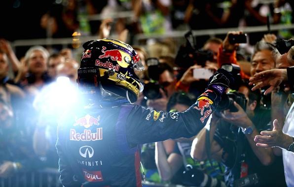 Picture Helmet, One, Formula 1, Red Bull, Vettel, Racing, Champion, Champion, Fans, Winner, Sebastian, First