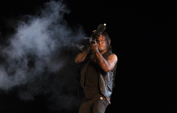 Picture RPG, the series, The Walking Dead, The walking dead, Norman Reedus, Norman Reedus, Daryl Dixon, …