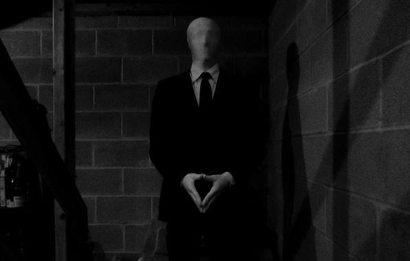 Picture Fiction, Horror, Slenderman, Slender