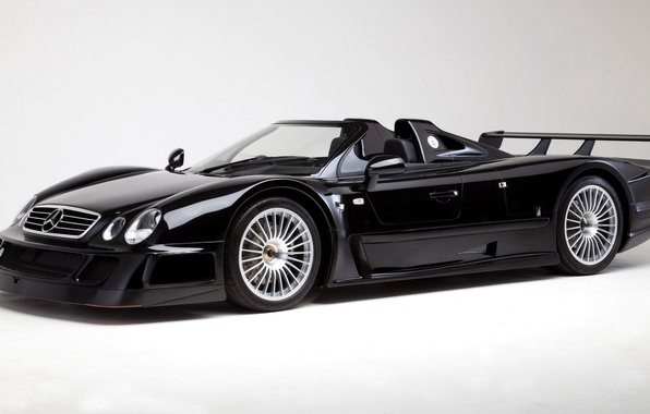 Picture Roadster, Mercedes-Benz, GTR, supercar, Roadster, Mercedes, AMG, CLK, 1998, AMG, RHD