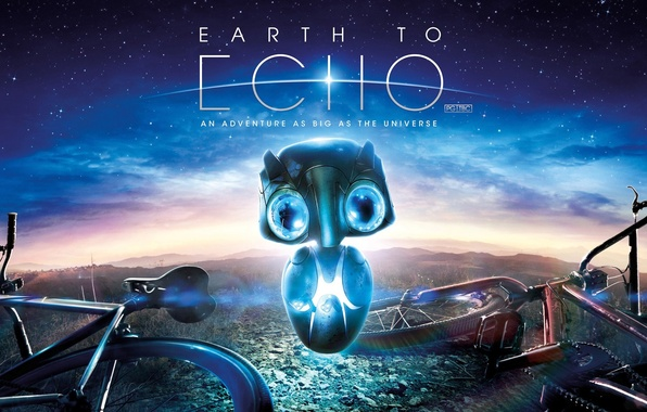 Picture the film, movie, Earth to Echo, Alien echo