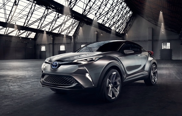 Picture Concept, Toyota, Toyota, 2015, C-HR, concentrate