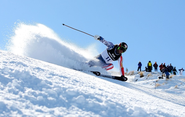 Picture snow, Olympics, skier, skiing, Sochi 2014, Sochi 2014, winter Olympic games, Athlete