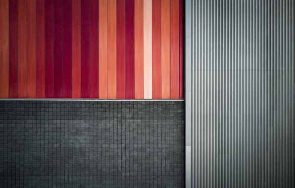 Picture wall, color, form