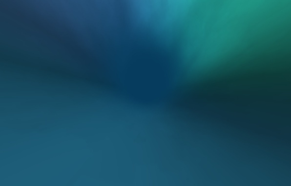 Picture green, abstract, wallpaper, blue, fon