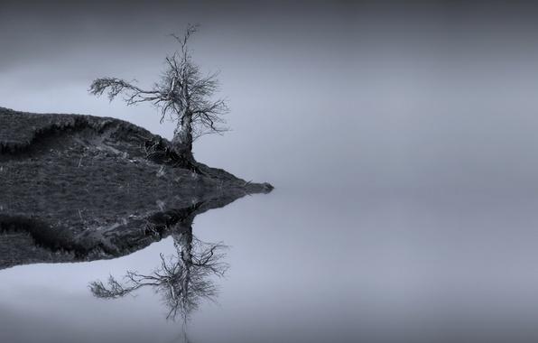 Picture SCOTLAND, LANDSCAPE, MONOCHROME